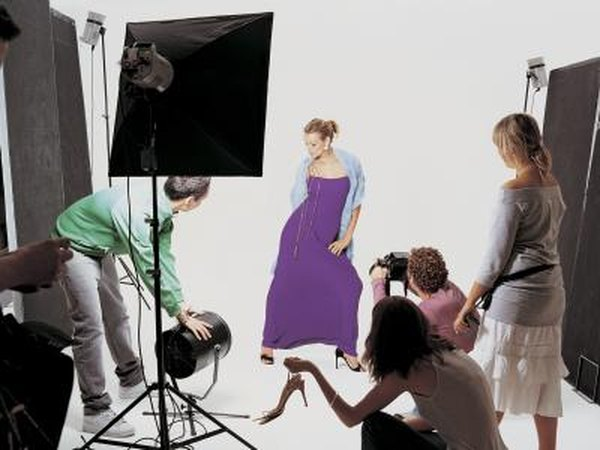 Photographers often work in the fashion industry.