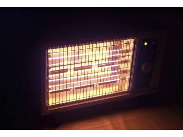 Space heaters don't require you to vent any gas.