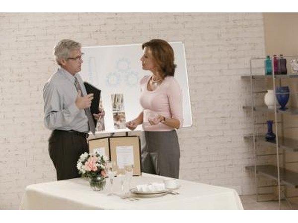 event planner job description with pictures ehow. Black Bedroom Furniture Sets. Home Design Ideas