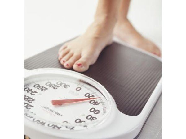If you are overweight, eating a balanced diet can be an important first step towards weight loss.