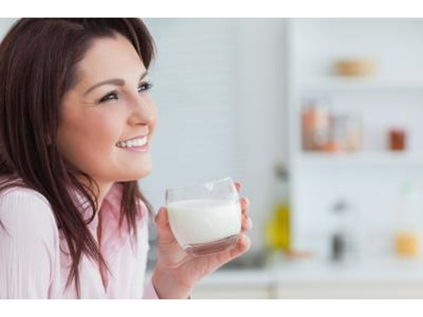 Dairy products can lessen the effects of ciprofloxacin
