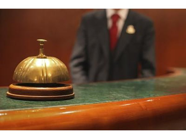 Experienced applicants should mention their hotel industry skills.