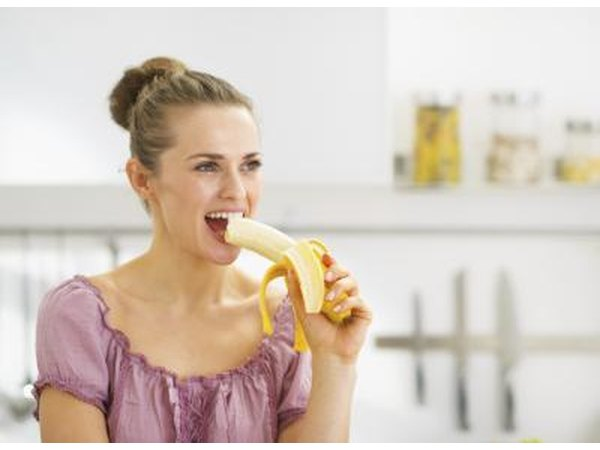 Bananas have been known to cure hormonal headaches.