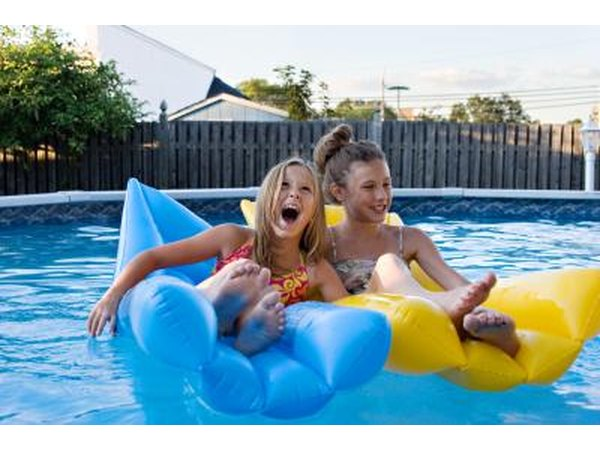 An adequately constructed pool fence will satisfy the provisions of your homeowners insurance.
