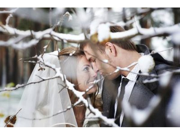 If you are planning a fall, winter or spring wedding, ask about discounts for off-season business.