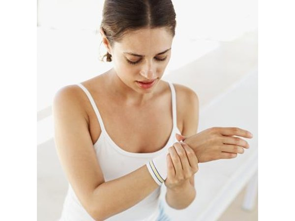 Causes of Wrist Pain