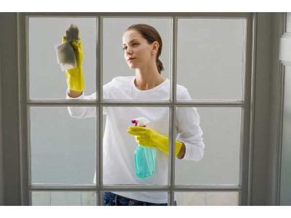 Housekeepers must be able to clean different surfaces in both homes and hotel rooms