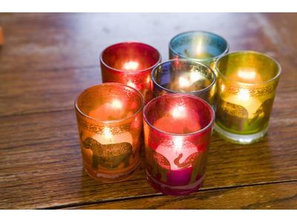 Funky candles