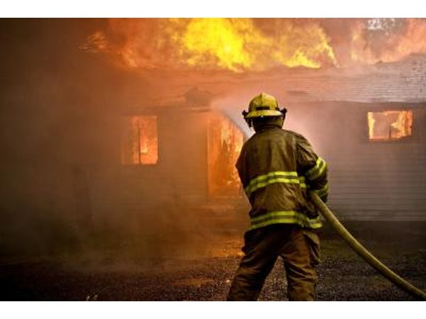 Fires can break out due to open flames around the oxygen tank, beyond a cigarette or cigar