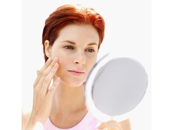 Selenium and Vitamin E can help prevent wrinkles and acne.