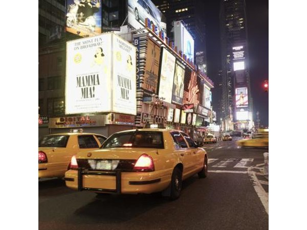 Things to do in new york city at night with pictures ehow for Things to do near times square