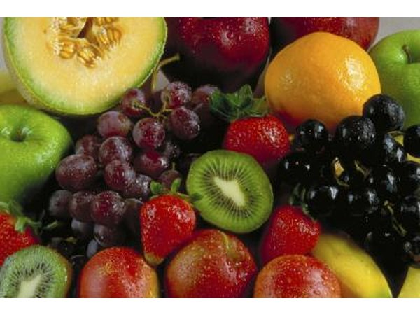 Control yeast by limiting fruit intake.