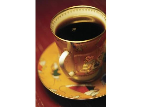 Coffee was originally introduced to Italy by people from the Middle East.