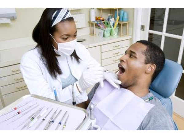 Patients with tooth alignment problems need dental intervention.