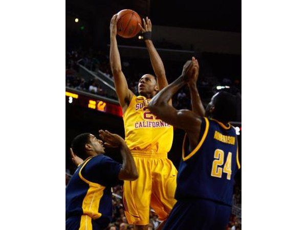 University of Southern California basketball, a Division I team