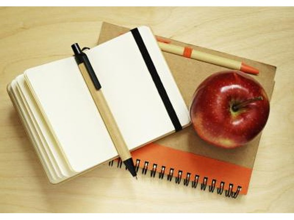 Review your food journal.