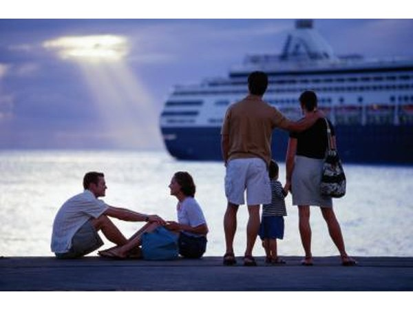 Cruise ships offer all inclusive packages.