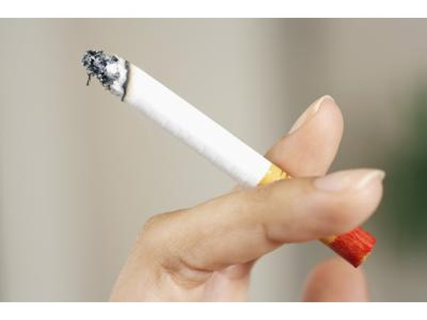 Oversensitive blood vessels may affect smokers.