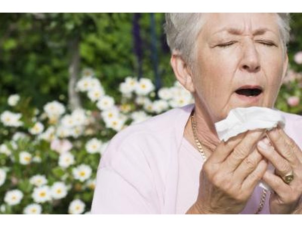 You can cause capillaries in your eye to burst by violent sneezing, coughing, vomiting and heavy lifting.