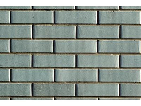 A brickwork tile pattern