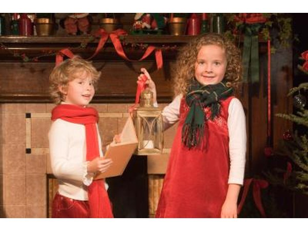 Test your knowledge of Christmas carols.