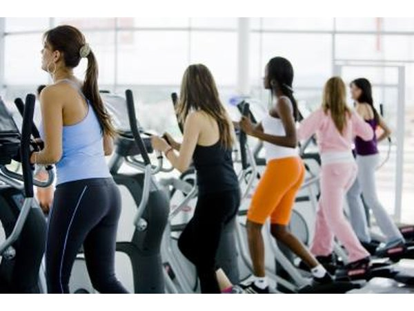 A cardio workout is necessary because it burns large quantities of calories.