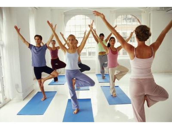 Yoga instructors must be experienced teachers and comfortable leading basic classes.