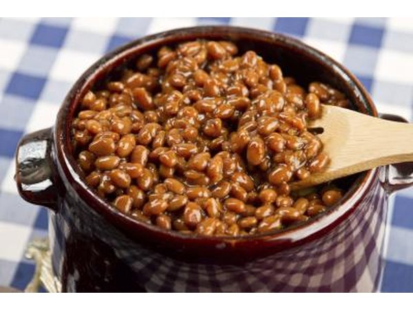 Beans are high in protein, but also high in carbs.