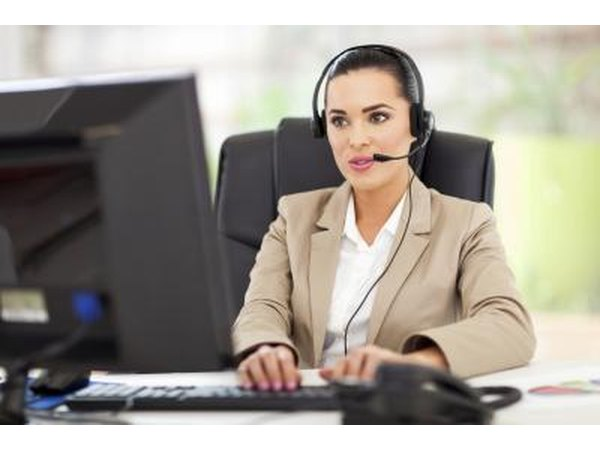Active listening is important for a customer service rep.