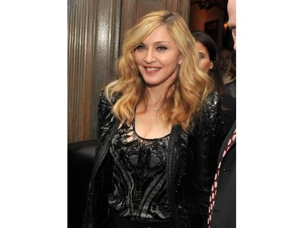 Madonna in 2011