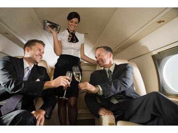 Corporate Flight Attendant Training