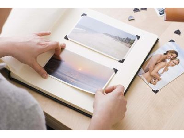 make a photo album