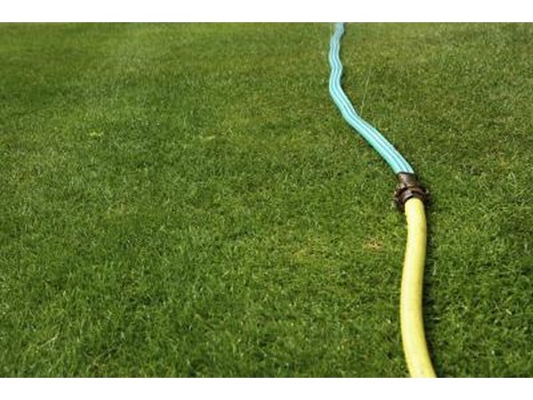 If you do not want to use another sink in your house, use a garden hose out in your yard.
