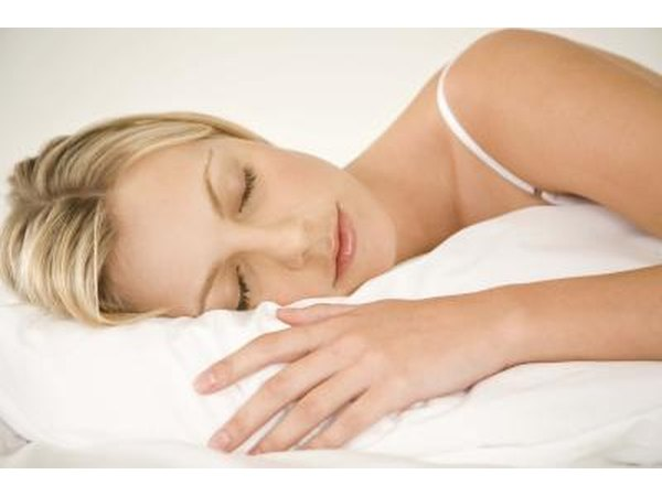 Sleep better and feel more rested.