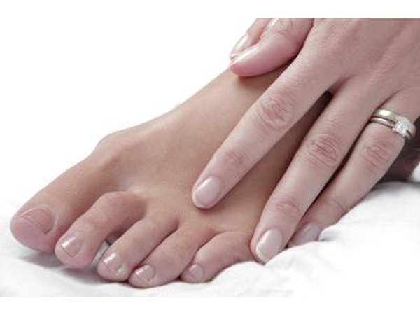Your toes and fingernails could even be affected.