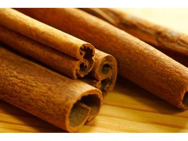 Cinnamon can aid in weight loss.