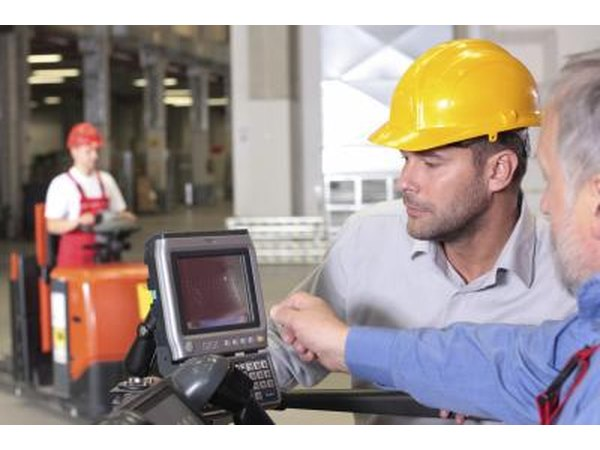 The manager will have to investigate and determine causes of workplace accidents.