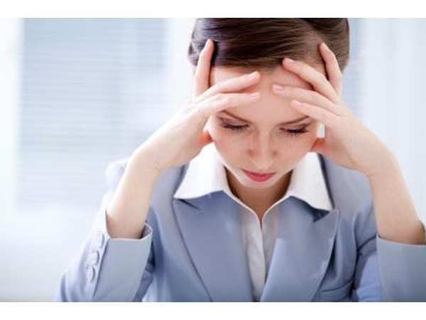 Headaches are a symptom of anemia.