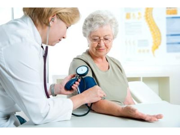 Seek medical attention if you have any serious side effects, such as high blood pressure.