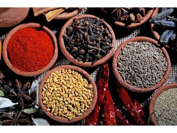 Herbs and spices not only add to the flavor and enjoyment of your food, they also protect your health with their anti-inflammatory properties.
