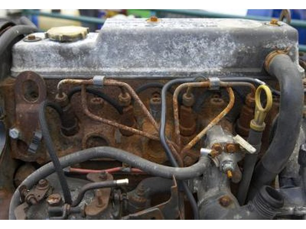 Bad Radiator Cap Symptoms >> Why Does My Coolant Bubble? (with Pictures) | eHow