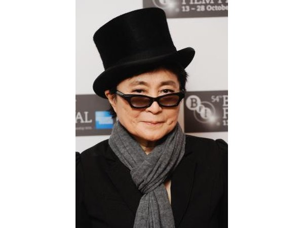 Yoko Ono has lived in New York for three decades.