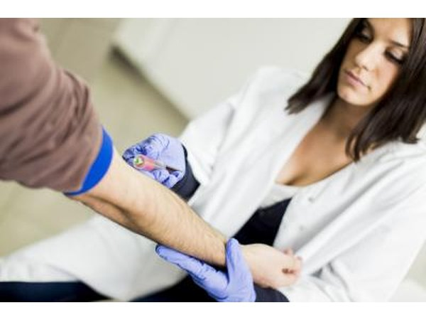 ost phlebotomists have to pass a certification exam.