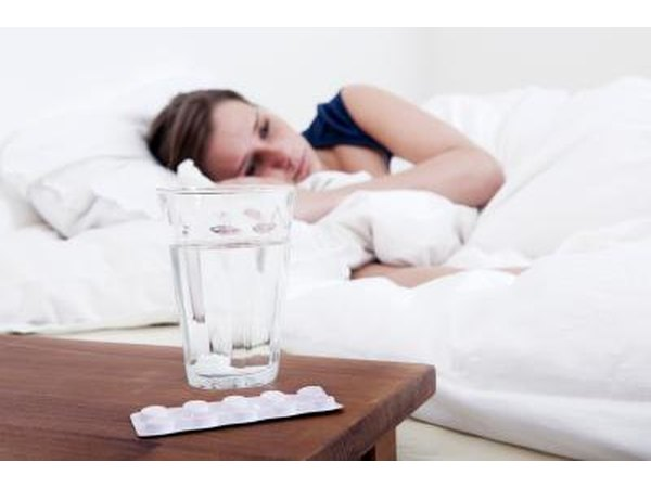 Night leg cramps are caused by some level of dehydration for some people.