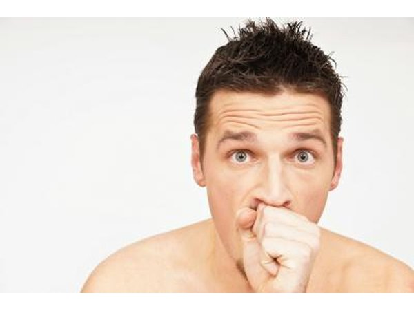 Coughing is actually a sign of your body healing itself.