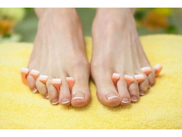 Thicker nails can indicate toenail fungus is present and is a more serious side effect.
