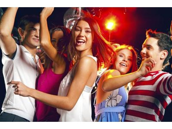 "Many adult night clubs host ""teen nights"" on a weekly basis."