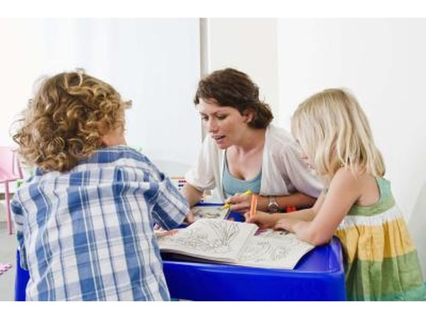 sample childcare director job description with pictures