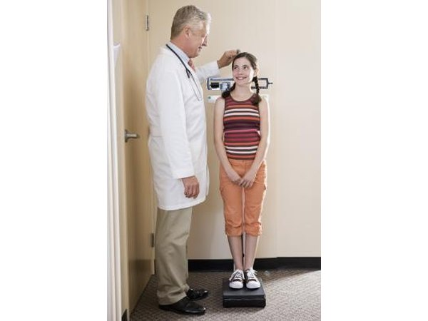Tween being measured