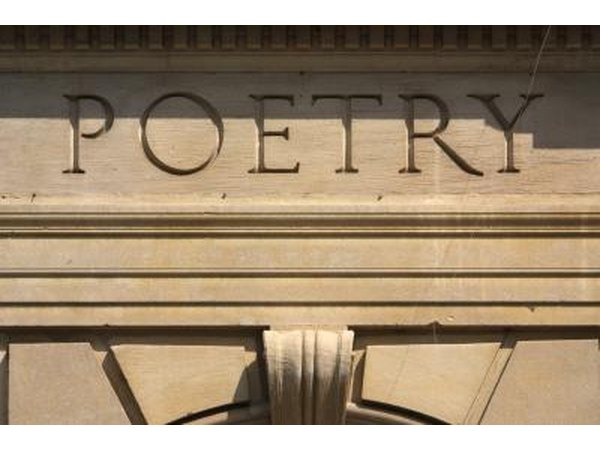 For many teens, poetry is not a lost art.